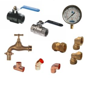 VALVES & BRASS FITTINGS